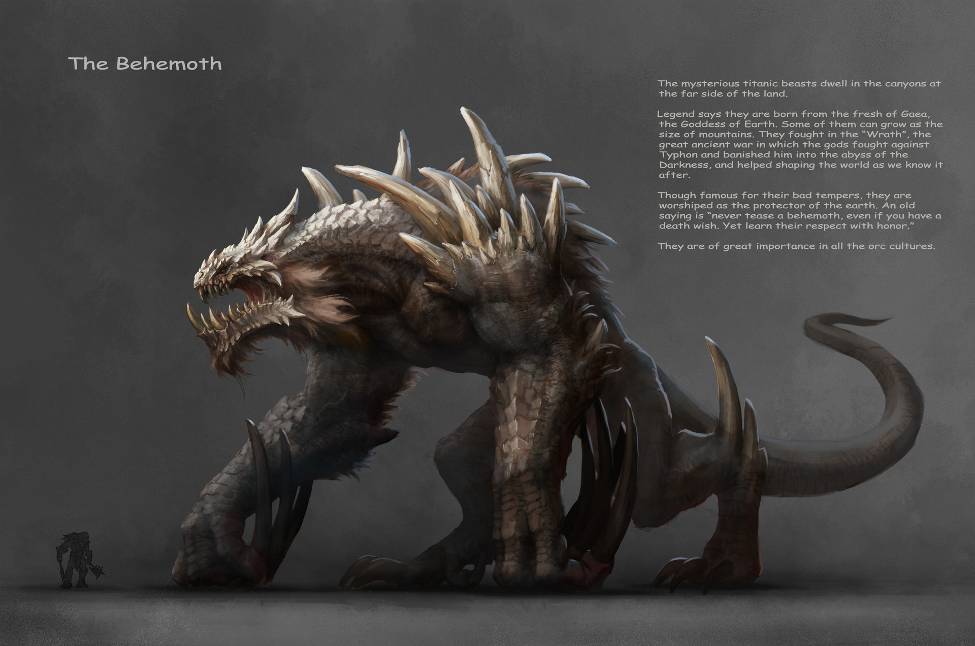 20 The Mist Behemoth Creature Pictures And Ideas On Meta Networks