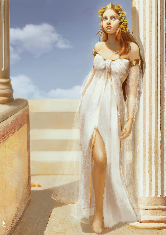 G I I H   Afrodite