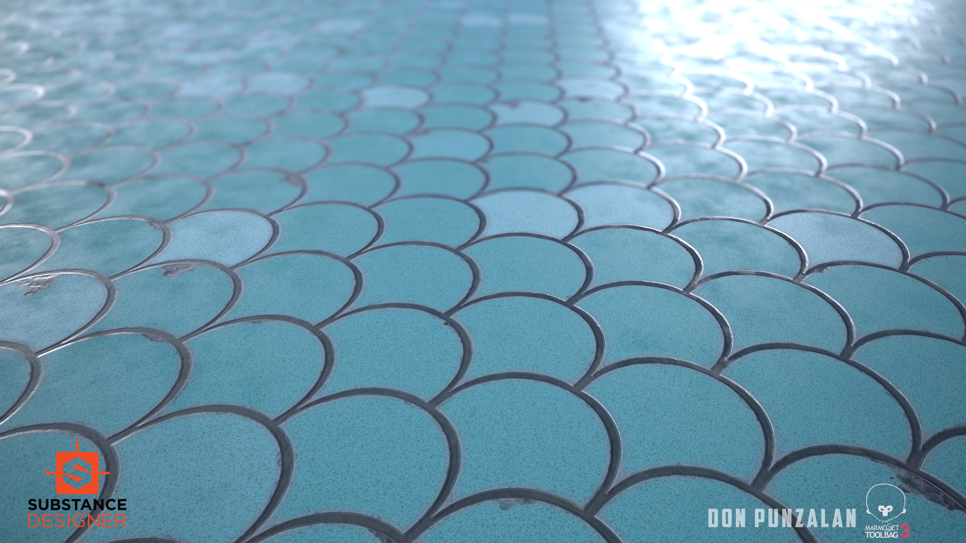 scallop tiles substance richard punzalan