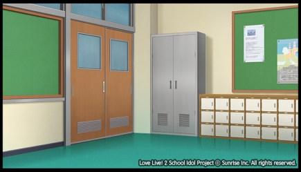 ArtStation Anime BG Works LoveLive! 2 Runa