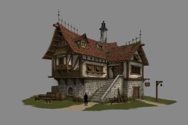 Medieval House