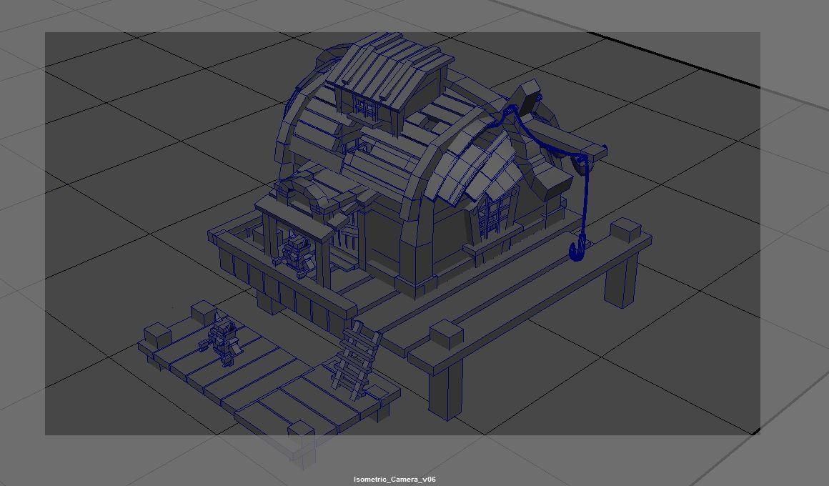 joyi heng hengjoyi 180669x assignment1a house isometric perspective wire [ 1160 x 680 Pixel ]