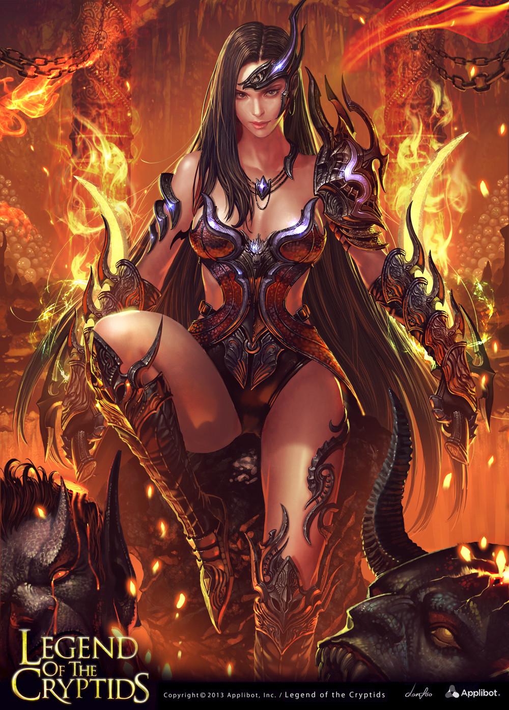 Legend Of The Cryptids : legend, cryptids, Donfoo, 'Legend, Cryptids'