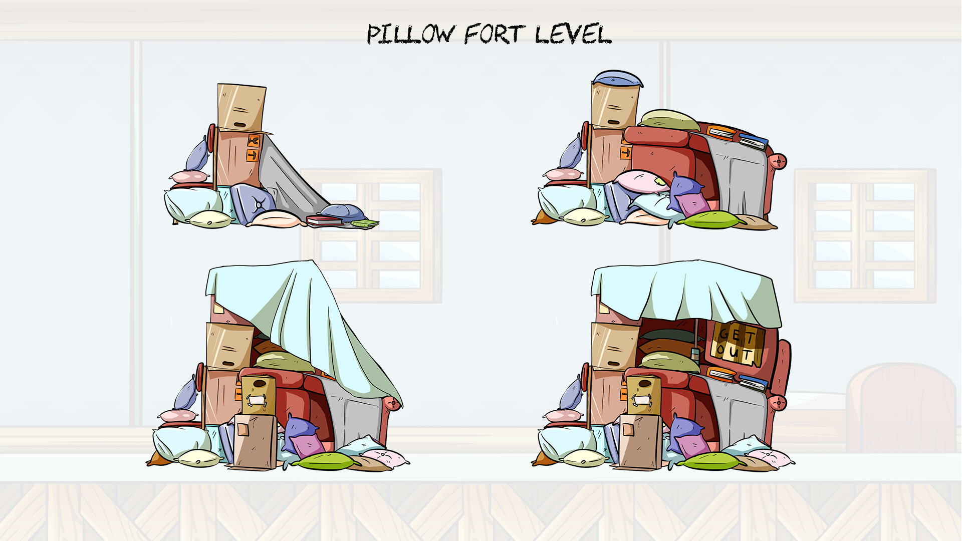 clement lee haoyu pillow fort