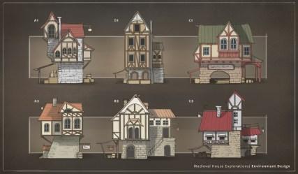 Shashank Palle Medieval House Design