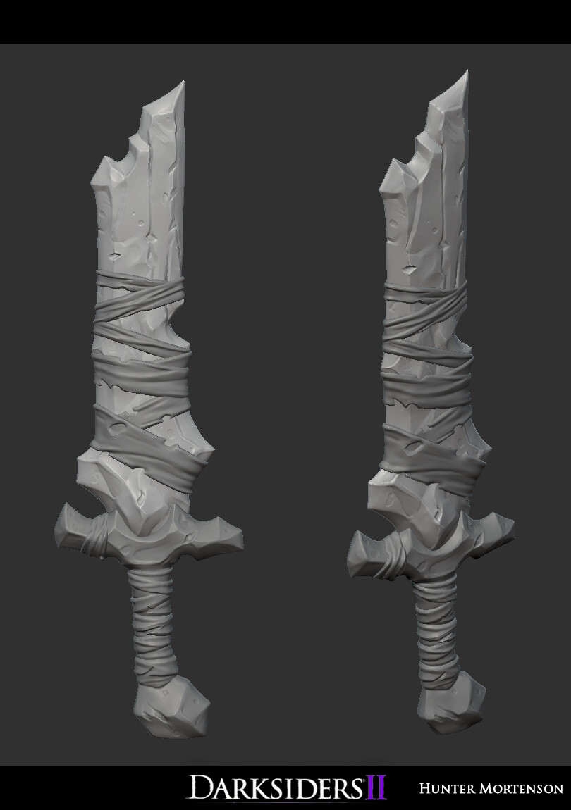Sculpt WIP from Zbrush