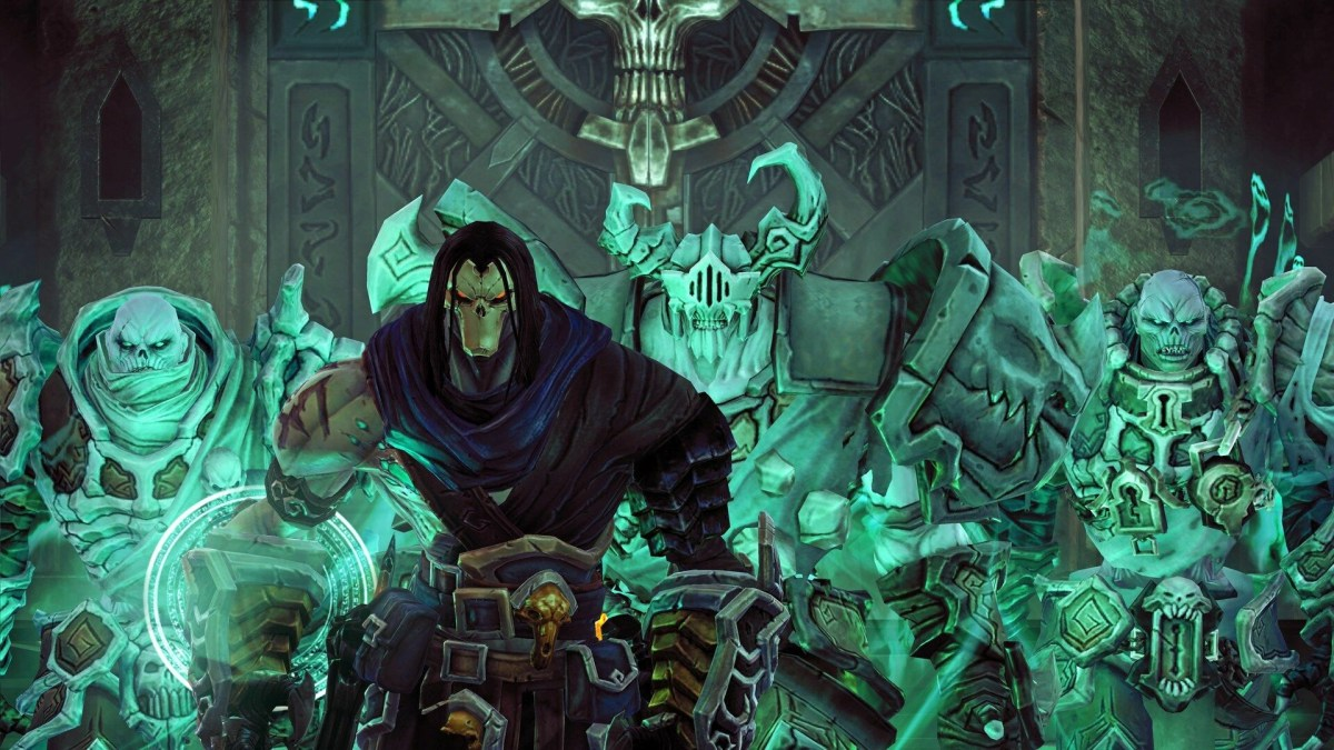 All three Dead Lords in-game