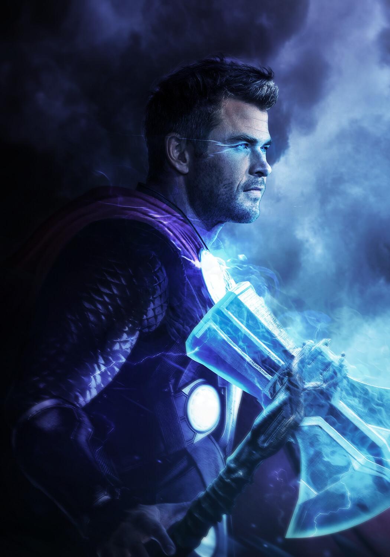 Mizuri Official Avengers Endgame Thor And Stormbreaker Year Of