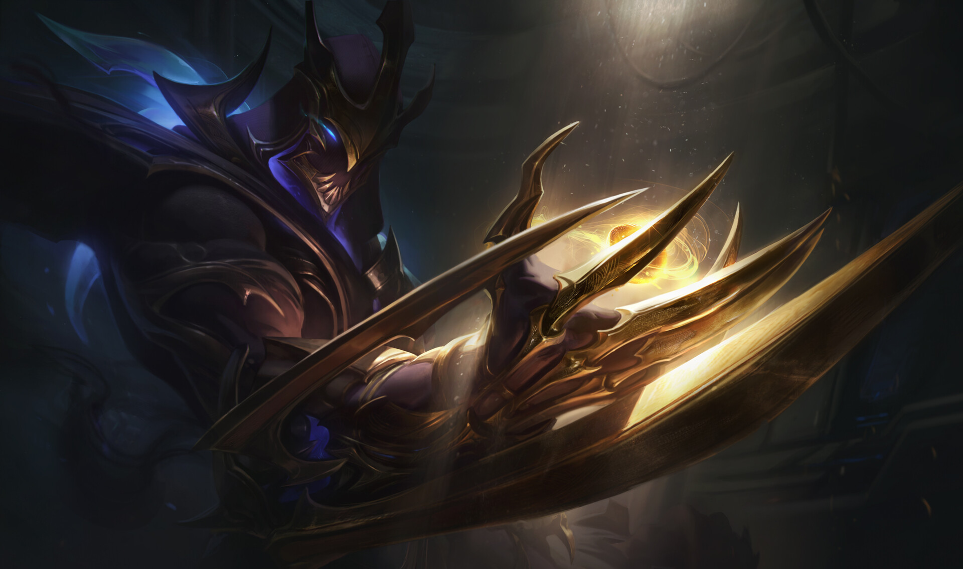 20 Splash Art Zed Mask Pictures And Ideas On Weric