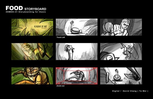 David dream station storyboard 01