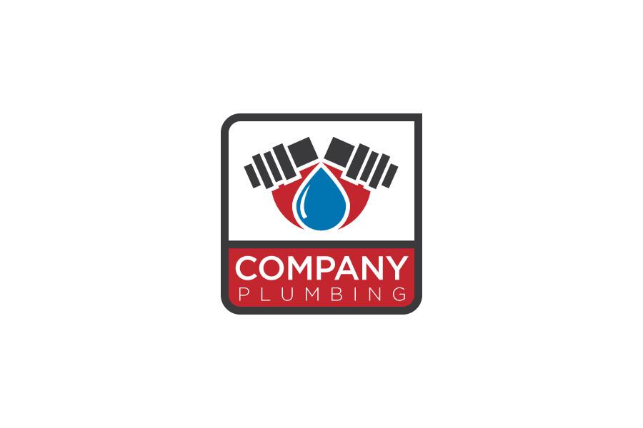 Artstation Plumbing Company Logo Concept Alexandru Nitu
