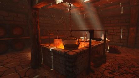 ArtStation Medieval Kitchen Vincent Barbe