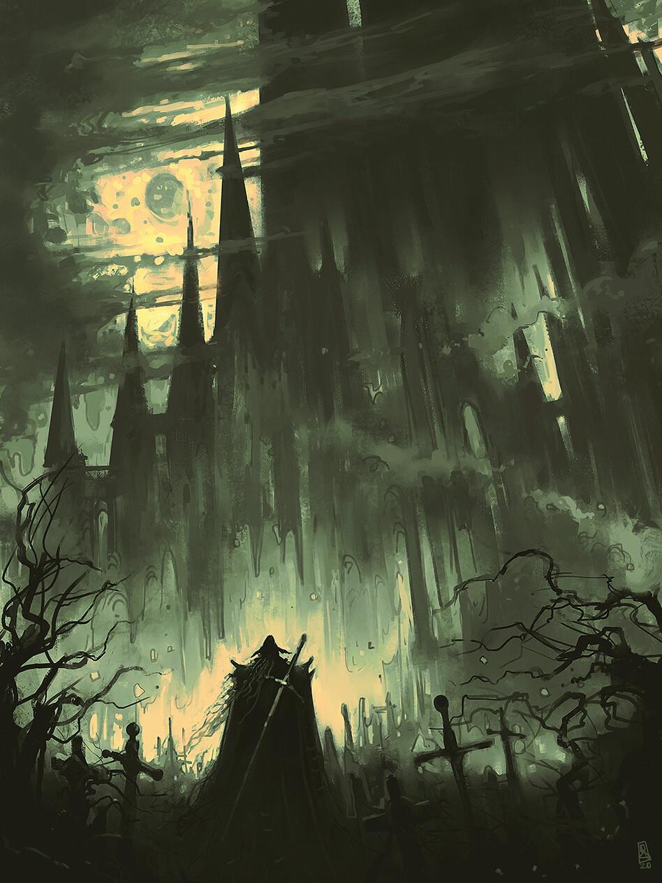 Vampire Hunter D: Bloodlust : vampire, hunter, bloodlust, Afshar, Vampire, Hunter, Bloodlust