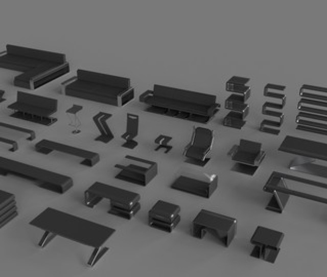 Simple Furniture Assets