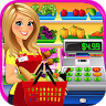Supermarket Grocery Store Girl - Supermarket Games Apk icon
