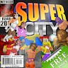 Super City (Superhero Sim) Apk icon