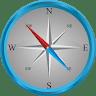 Accurate Compass icon