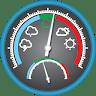 Barometer Plus - Air Pressure Tracker & Altimeter icon