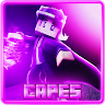 Capes for Minecraft PE Free Application icon
