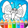 download Coloring games : coloring book apk