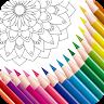Color Mandala Book - Mandala Coloring Art apk icon