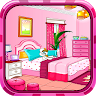 download Girly room decoration game apk