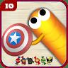 Slither Snake IO Superhero Game icon