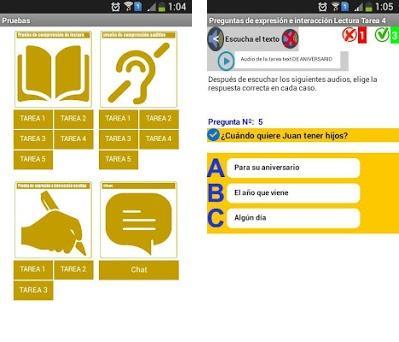 Dele A2 Examen 2 Nacionalidad Espanola On Windows Pc Download Free 8 0 Appinventor Ai 020587fayssal Dele A2 Examen 2