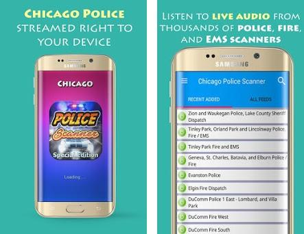 Chicago Police Scanner Radio 1 2 apk download for Android
