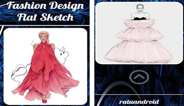Fashion Design Flat Sketch On Windows Pc Download Free 1 0 Com Fashiondesignflatsketch Ratuandroid