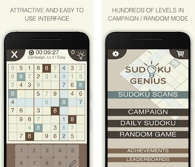 Sudoku Offline by Sudoku Genius 2 1 apk download for Android • com