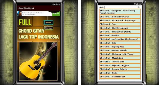 Kunci Gitar Full Lengkap On Windows Pc Download Free 1 1