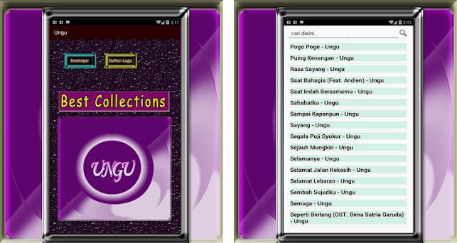 Lirik Lagu Ungu Lengkap Full Album On Windows Pc Download Free