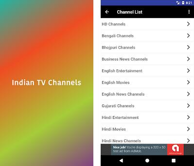 Indian TV Channels 2 3 apk download for Android • all voottv channels