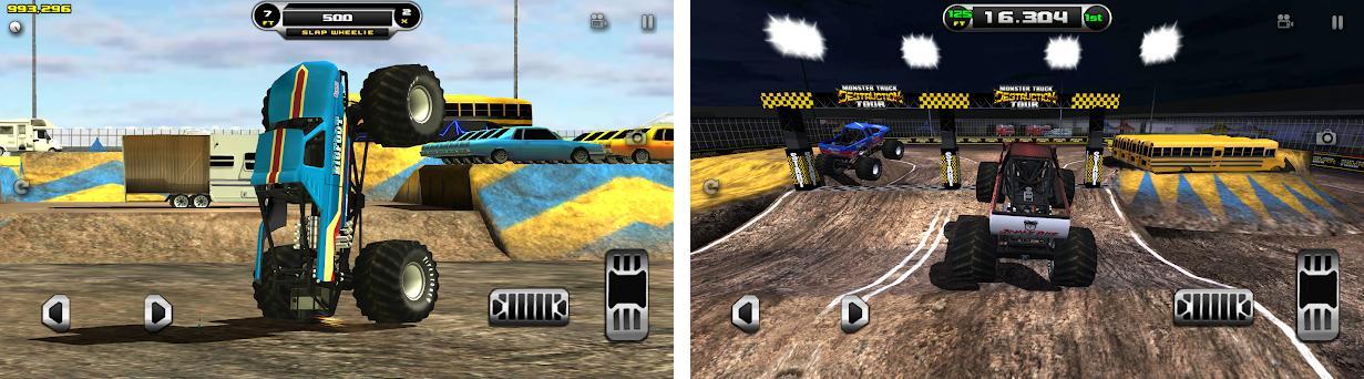 Monster Truck Destruction™ preview screenshot