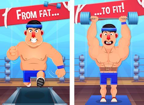 Fat No More - Baje de Peso! Capturas de pantalla