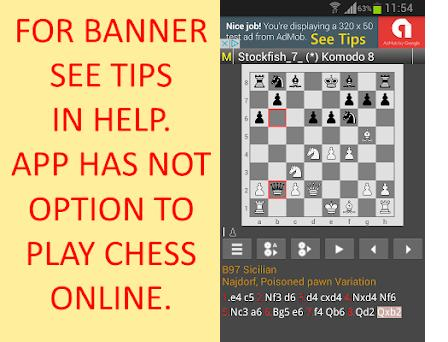 Chess Engines Play Analysis 0 8 0 apk download for Android • app