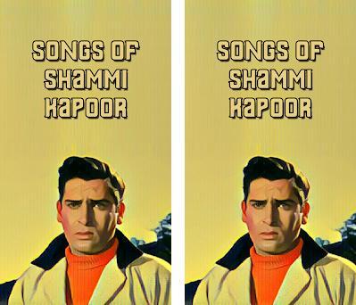 Shammi kapoor songs hd