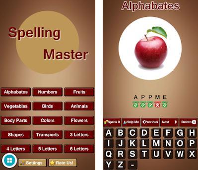 Spelling Master for Kids Spelling Learning 3 1 apk download