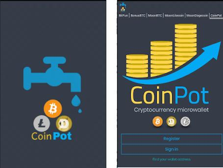 CoinPot Faucets Free 7 2 apk download for Android • coinpot