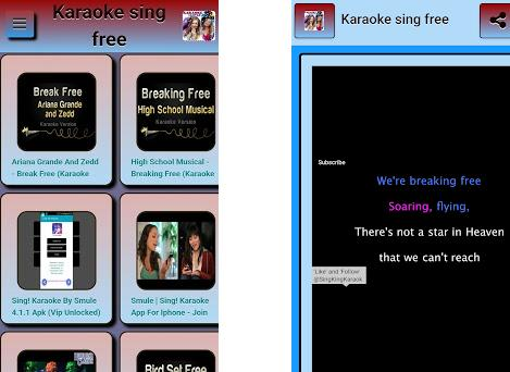 Karaoke sing free  1 0 0 apk download for Android