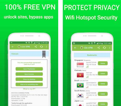CIA VPN:Super Master Speed VPN - free for android 1 6 0 apk download