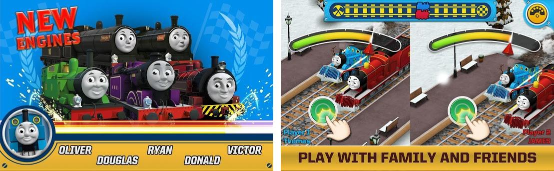 Thomas & Friends: Race On! preview screenshot