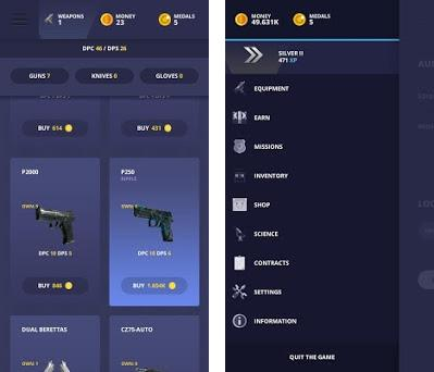 CSGO Clicker | Weapons And Cases 2 on Windows PC Download Free