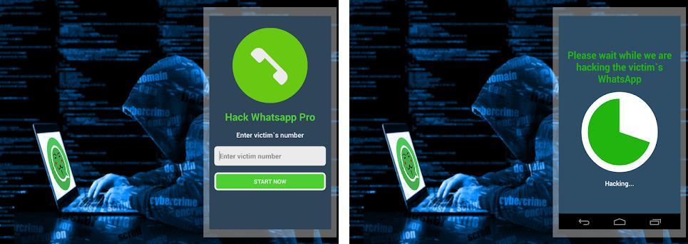 Hacking Prank App