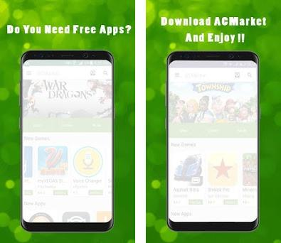 Guide for AC Market Store Apps And Games ACMarket Net apk download