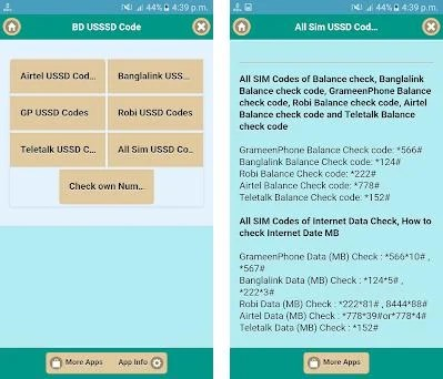 All Mobile USSD Codes BD 2 3 0 apk download for Android