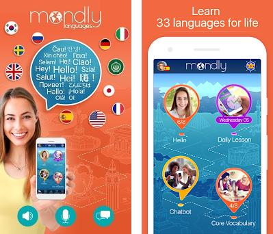 Learn 33 Languages Free - Mondly 7 3 0 apk download for Android