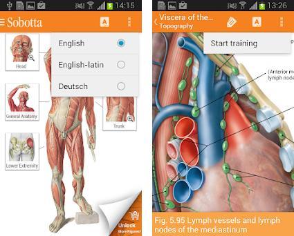 Sobotta Anatomy Atlas 2.9.4 apk download for Android • com ...