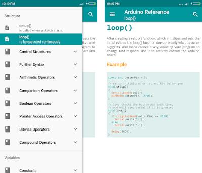 Arduino Language Reference 1 2 apk download for Android • com bluino